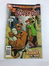 Scooby-Doo #119 Mummy's The Word June 2007 Comic Book DC Comics
