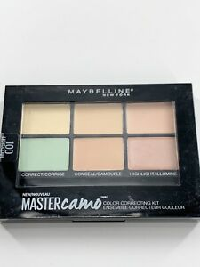 Maybelline New York MASTER CAMO Color Correcting Kit 100 Light Camouflage New