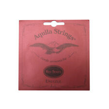 UKULELE STRING AQUILA NYLGUT - RED SERIES - TENOR - SINGLE LOW G STRING - 72U