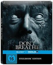 Don't Breathe Steelbook Blu-ray NEU OVP Dont Breathe