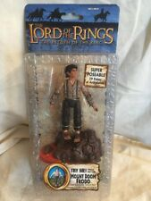 Il Signore degli Anelli Frodo PARLANTE Monte Fato Action Figure