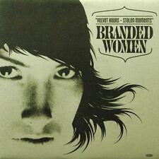 BRANDED WOMEN Velvet Hours - Stolen Moments LP . garage exotica electronica rave