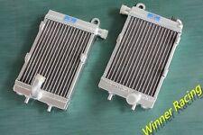 FOR APRILIA RSV/SL 1000 00-03;RST FUTURA 01-03;RSV 2002-2005 ALUMINUM RADIATOR