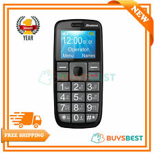 Binatone Big Button 1.77 Inch Colour Screen GSM Mobile Phone - Black Unlocked