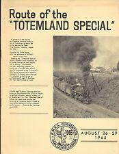 1965 National Model Railroad Association Convention Canadian National Railways