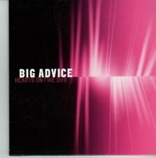 (CV816) Big Advice, Hearts On Fire DVD