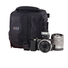 Waterproof Shoulder Camera Case Bag For Sony Alpha NEX-5N NEX-7 NEX-F3 NEX-3N