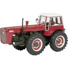 Tracteurs miniatures rouges 1:87