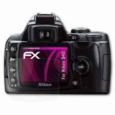atFoliX Pantserglasfolie voor Nikon D40 Glass Protector 9H Beschermend pantser