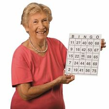 Large-Print Bingo Cards set of 25
