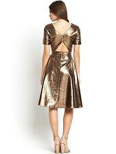 Lipsy Round Neck Party Midi Dresses for Women