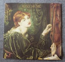 Roxy Music, more than this / India, SP - 45 tours France