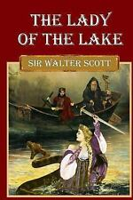 The Lady of the Lake by Sir Walter Sir Walter Scott (2015, Paperback)