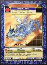2002 Digimon Series 5 BO-236 Azulongmon Mega Level Gold Text NM/M NEVER PLAYED