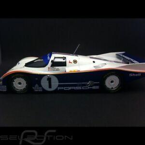 Porsche 962 C vainqueur Le Mans 1986 n° 1 Rothmans 1/18 Norev 187400