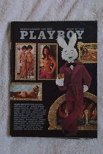 Vintage Playboy Magazine  January 1971  Vol 18  No 1