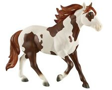 Breyer NIB * Boomerang * 9202 Spirit Riding Free Pinto Traditional Model Horse
