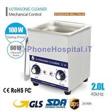 Vaschetta Vasca Ultrasuoni Lavatrice Ultrasonic Cleaner con Timer JP-010-2