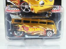 2011 Hot Wheels Mail In Collector Edition Volkswagen T1 Drag Bus In Proteco (46)