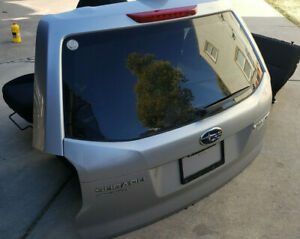 2014-2016 SUBARU FORESTER TRUNK TAILGATE LID COMPLETE (LOCAL PICKUP)