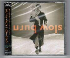 "Sealed DAVID BOWIE Slow Burn JAPAN 5-track 5"" MAXI CD SICP162 w/OBI+PS Free S&H"