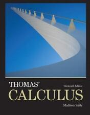 Thomas' Calculus, Multivariable Plus MyMathLab with Pearson EText -- Access Card