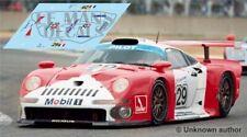 Decals Porsche 911 GT1 Le Mans 1997 29 1:32 1:43 1:24 1:18 slot calcas