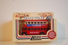 Lledo Days Gone London Transport Double Decker Bus circa 1928 BNIB