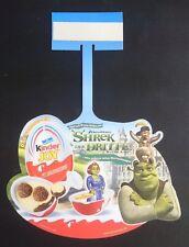 """Original Palettenanhänger """"Shrek der Dritte"""" 2007 Merendero Deutschland"""