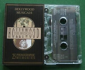The Hollywood Musicals inc Singin' In The Rain / Mammy + Cassette Tape - TESTED