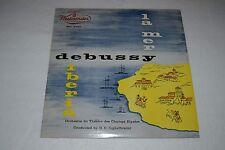 Debussy~La Mer~Iberia~D. E. Inghelbrecht~Westminster Records WL 5327~FAST SHIP