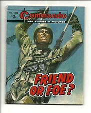 COMMANDO # 1420 (Friend Or Foe?)