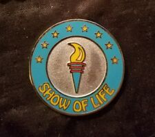 Phish Show of Life Pin torch CK5 jamband festival lights jam trey anastasio