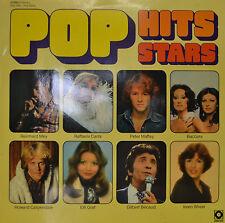 "Pop Hits - Stars - Reinhard May - PETER MAFFAY - and many more 12 "" 2 LP (n820)"