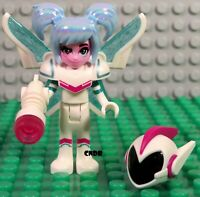 The Lego Movie 2 70824 Introducing Queen Watevra Wa'Nabi SWEET MAYHEM minifigure