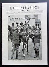 1932 MUSSOLINI MONZA FORLI' Grotta Amalfi Vicenza Montebelluna Modena BROUGHTON
