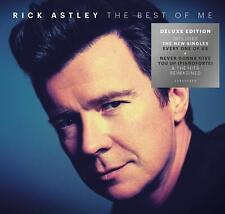 Rick Astley - The Best of Me (Deluxe 2CD) Sent Sameday*