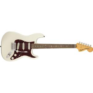 Fender Squier STRATOCASTER 70s CV Classic Vibe O.WHITE  chitarra elettrica