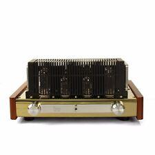 YAQIN MC-84L AMPLIFICATORE INTEGRATO VALVOLARE 12+12 WATT EL84 GARANZIA DE