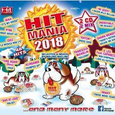 HIT MANIA 2018 (2 CD+ RIVISTA)