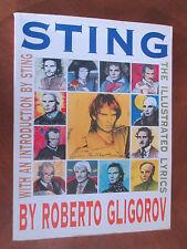 Sting by Roberto Gligorov (1991, Paperback)