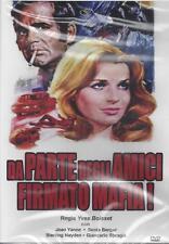 Dvd **DA PARTE DEGLI AMICI FIRMATO MAFIA** nuovo sigillato 1971