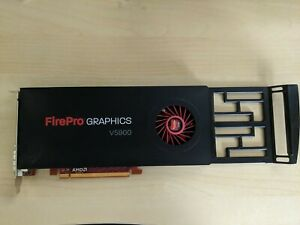 AMD FirePro V5900 Display Port DVI 2GB GDDR5 Graphics Card