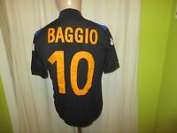 """Brescia Calcio Kappa Ausweich Trikot 04/05 """"Banca Lombarda"""" + Nr.10 Baggio Gr.M"""