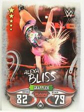 Slam Attax - #082 Alexa Bliss - Live 2018