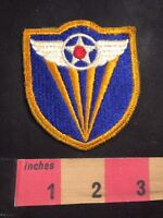 Vtg United States Army Patch - 4th ARMY AIR FORCE 80NS