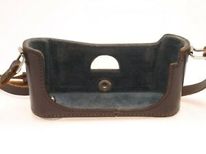 Leica M Series Brown Leather Protector Case