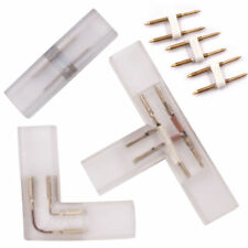I/L/T forma tipo Conector De Cuerda flexible de tira de LED 110V 220V Enchufe A