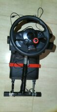 Volante Logitech Driving Force Gt PlayStation 3/Pc + Soporte Wheel Stand Pro