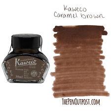Kaweco Fountain Pen Ink - 30ml bottle - Caramel Brown